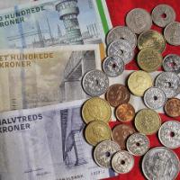 Euro in Dänische Kronen wechseln