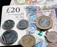 Euro in Pfund wechseln