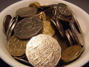 Australien-Währung-Dollar Wechselkurs