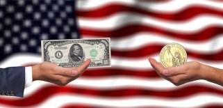 Euro in USA Geld umtauschen