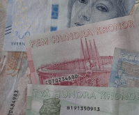 Euro in Schwedische Kronen wechseln