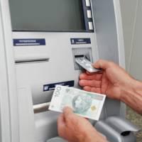 Geld abheben in Polen