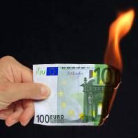 Darf man Geld verbrennen?