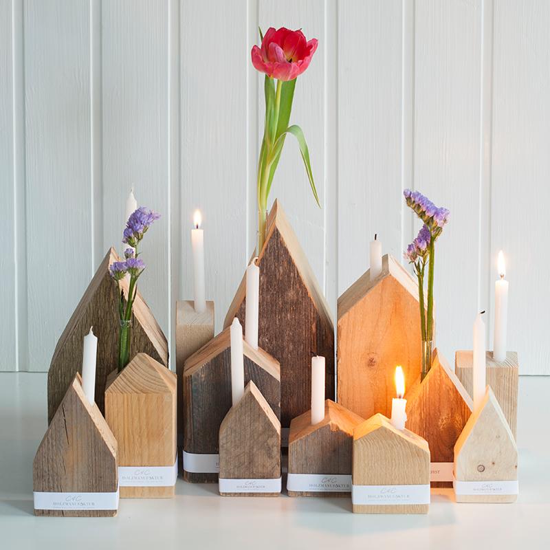 VINTERFEST - Kerzenhäuschen M