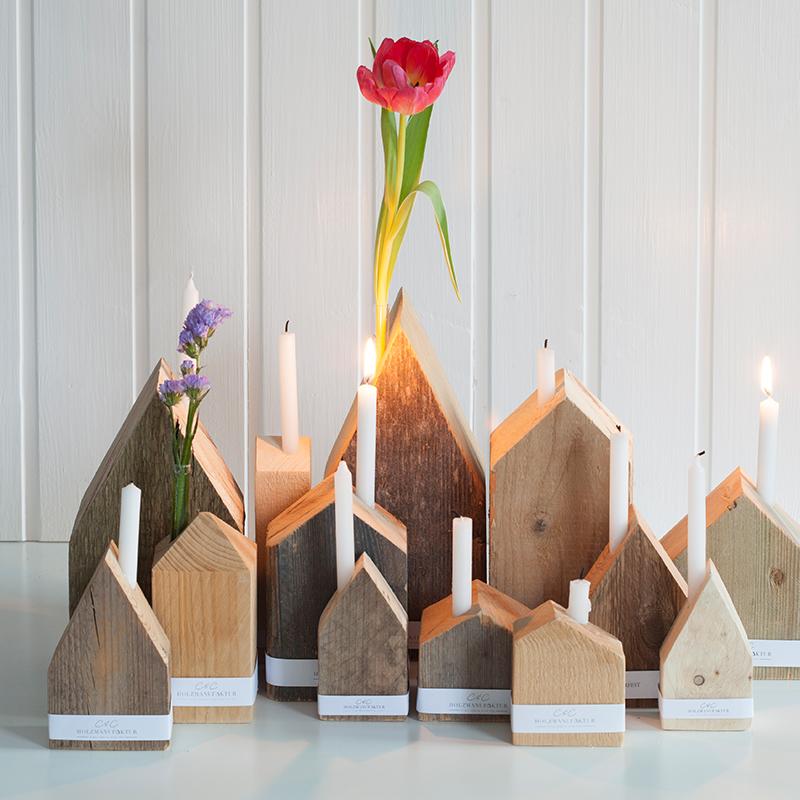 VINTERFEST - Kerzenhäuschen XL