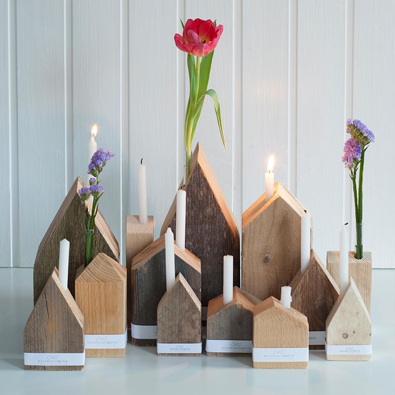 VINTERFEST - Kerzenhäuschen XXL