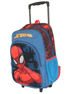 Spideman-Trolley-Backpack