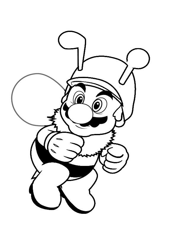 Ausmalbilder Mario 19 Ausmalbilder Malvorlagen