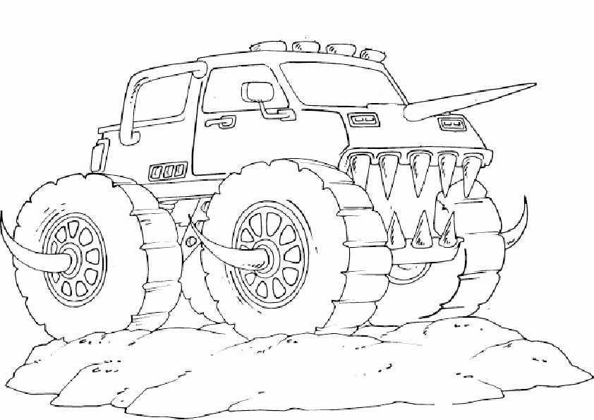 Gambar Ausmalbild Batman Monster Truck Ausmalbilder Kostenlos Jpeg ...