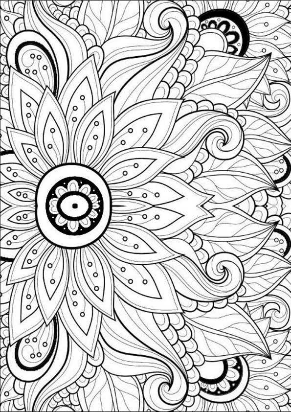Muster 7 Ausmalbilder Malvorlagen