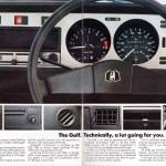Ausmotive Com Volkswagen Golf Brochure 1980