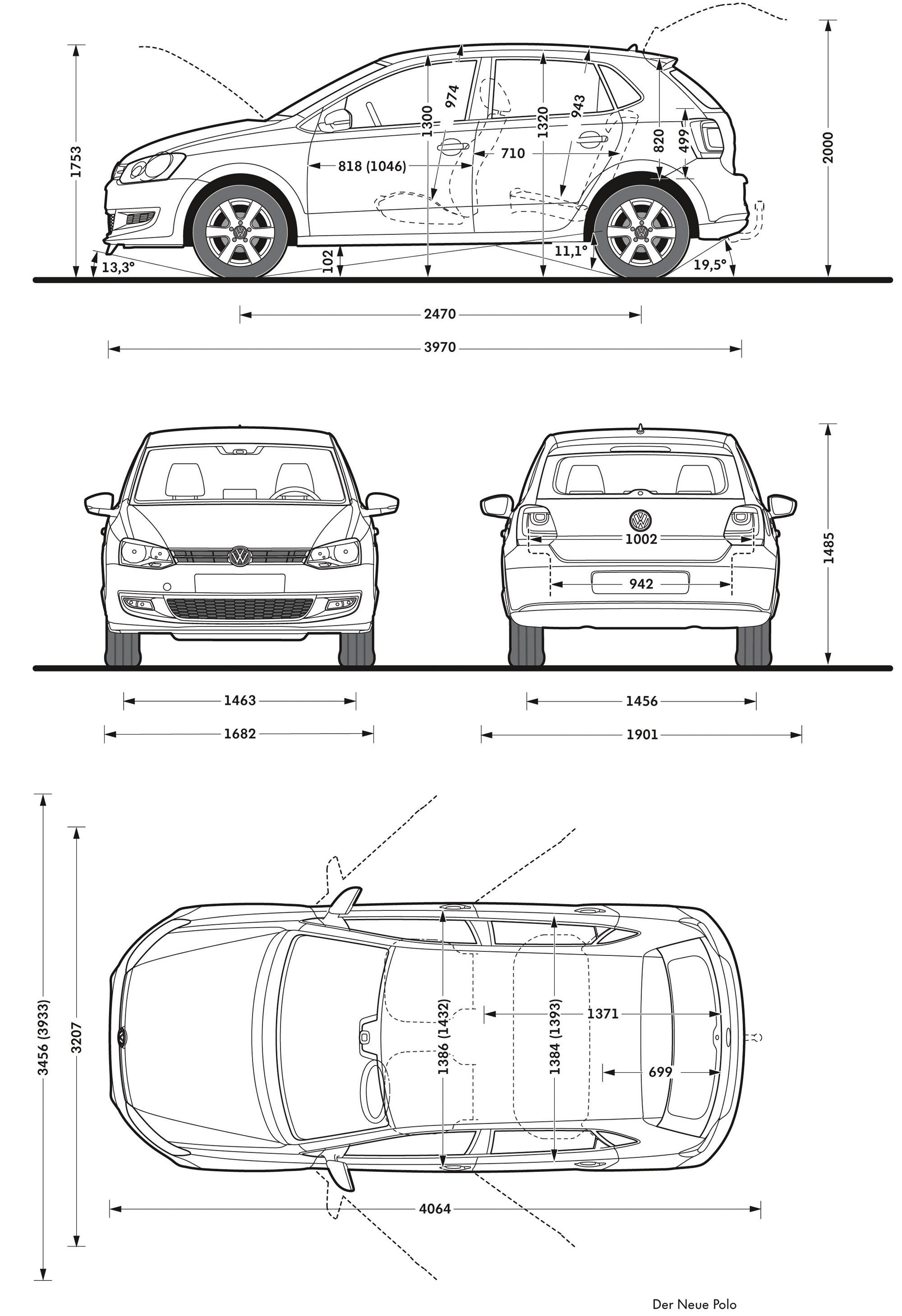 Ausmotive The New Volkswagen Polo