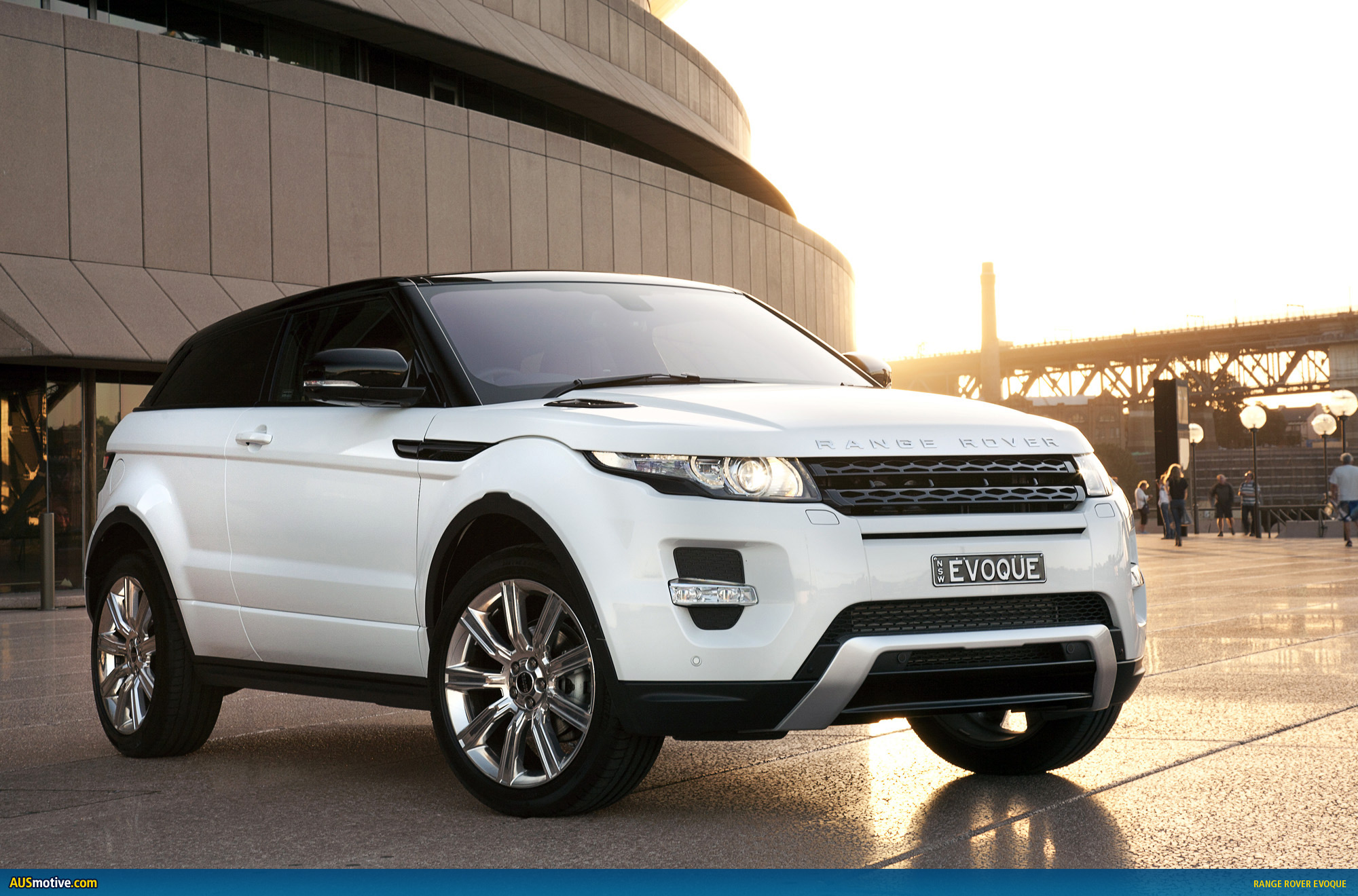 AUSmotive Range Rover Evoque – Australian pricing & specs