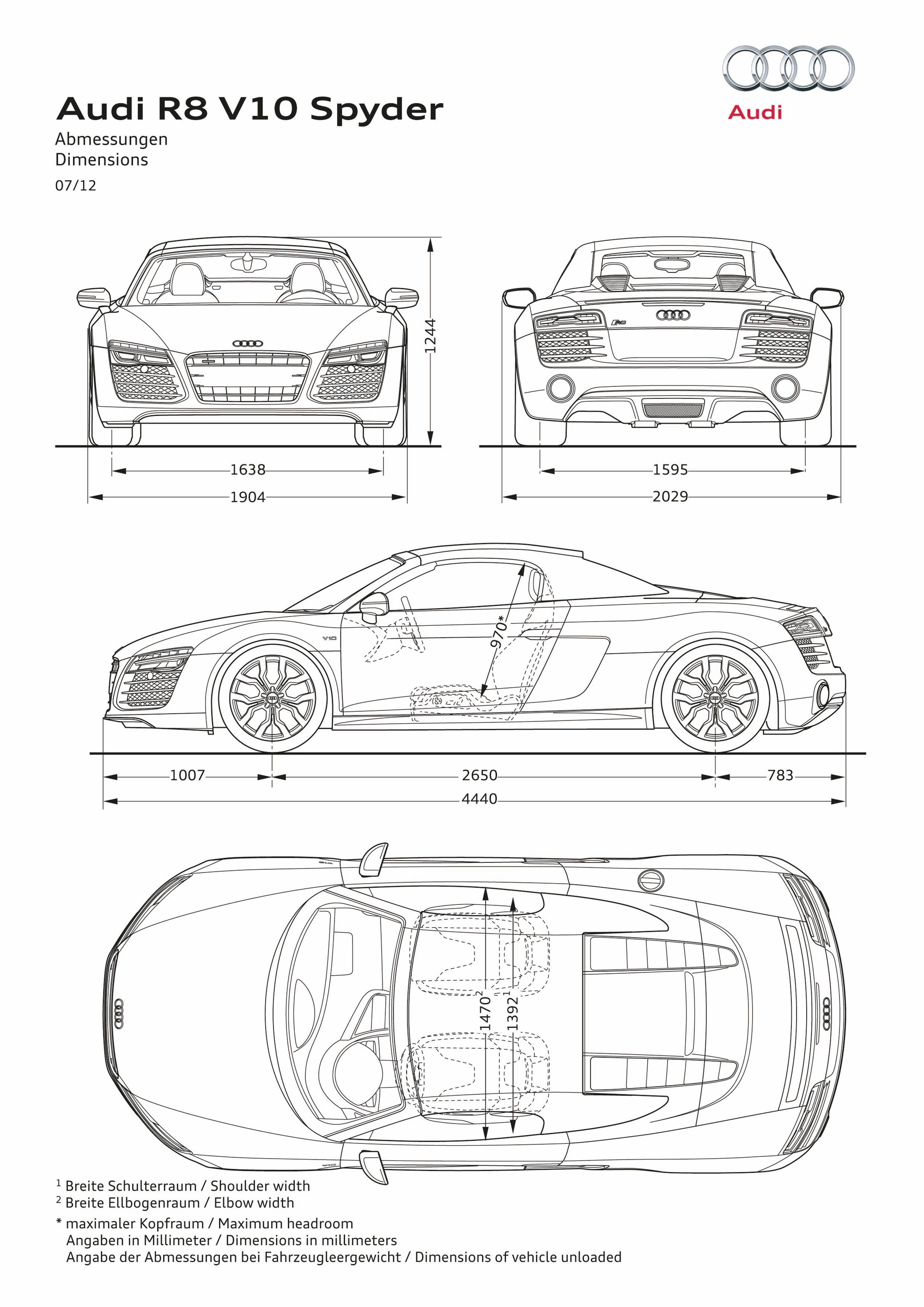 Ausmotive Audi R8 Facelift Revealed