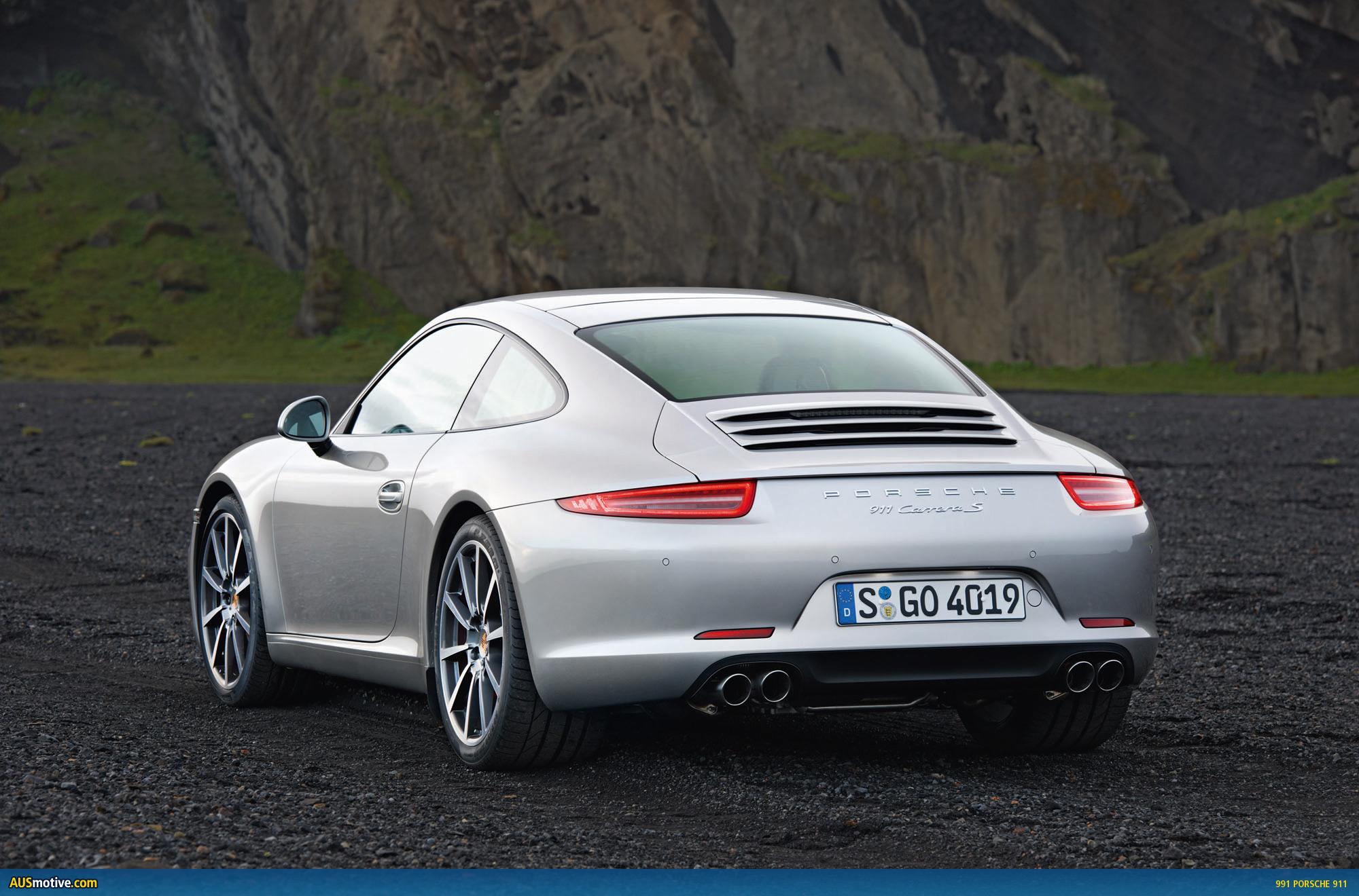 991 Porsche 911 Image Gallery