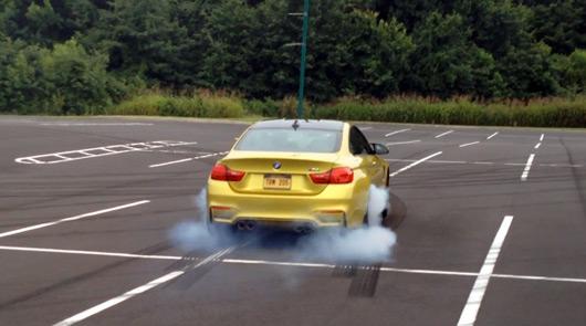 ausmotive com bmw m4 m performance exhaust preview