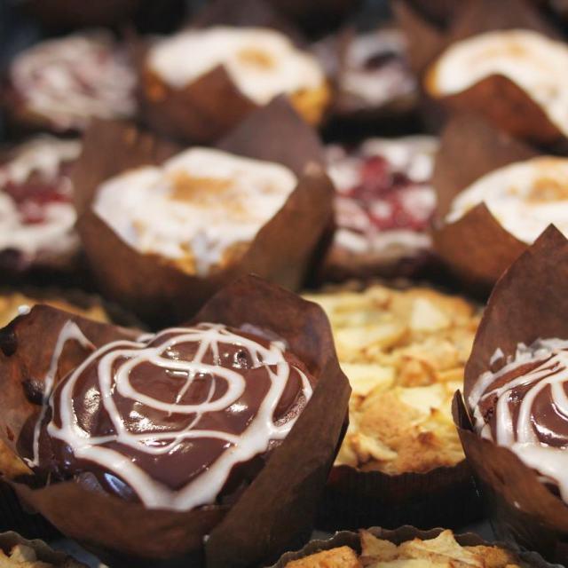 Donnerstag ist Liefertag heute gibts wieder ganz viele frische Muffinshellip