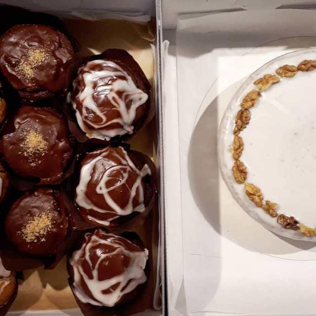 Muffins oder gleich eine ganze Torte bei dir zu Hause?hellip