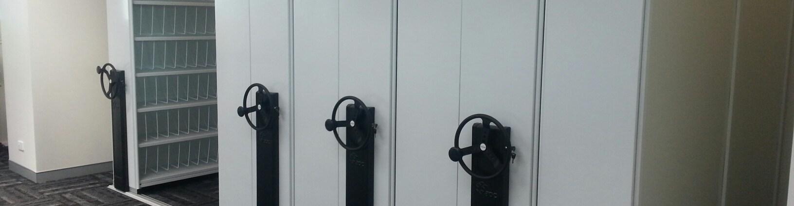 Compactafile Ezi-Drive