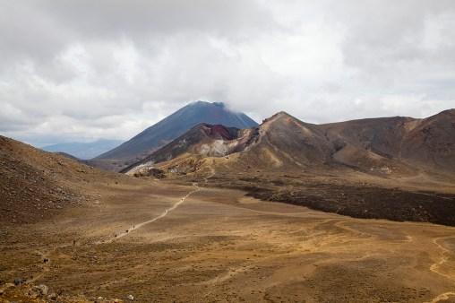 Ausblick auf den Big Crater