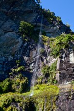 Fairy Falls am Milford Sound
