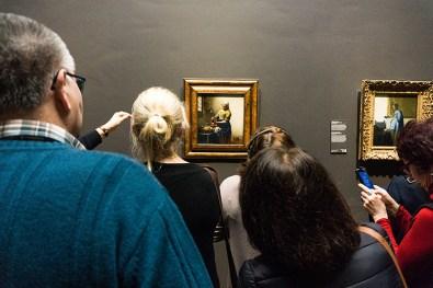 Mädchen mit Milchkanne - Vermeer
