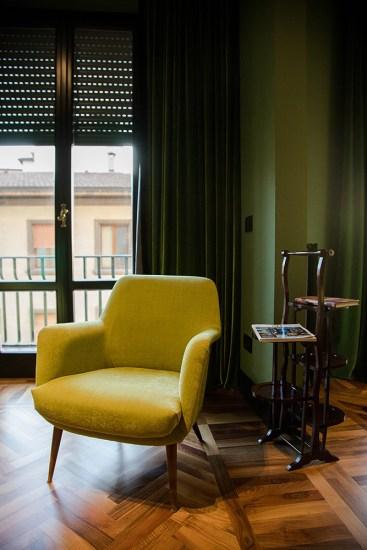 Stühle in der Suite Livingstone