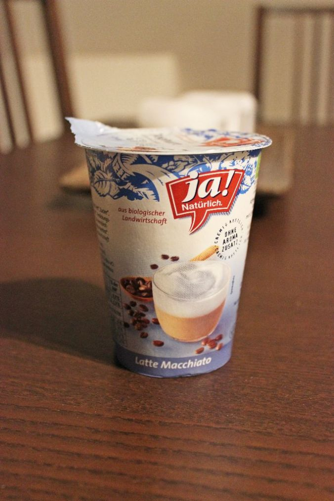 Latte Macchiato Joghurt