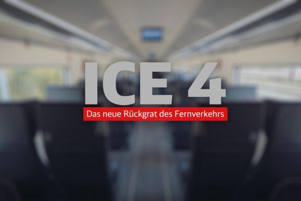 ICE 4 Werbefilm