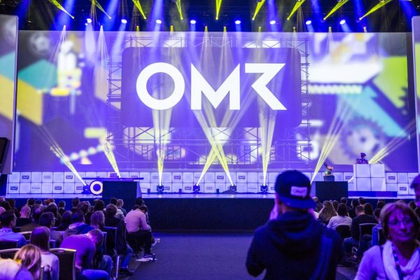 OMR Festival Event Produktion