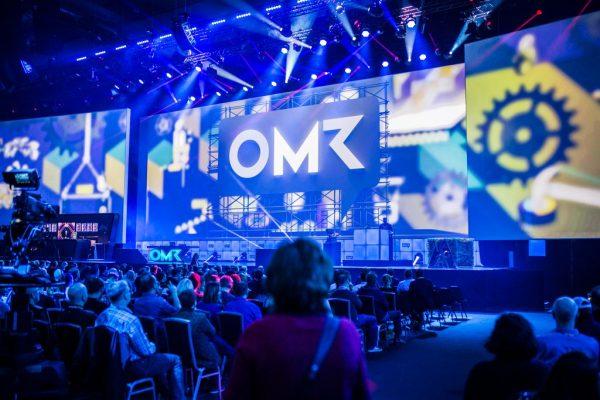OMR Festival Event Produktion Agentur
