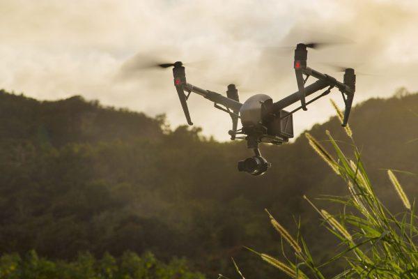 Inspire 2 Drone Luftbilder