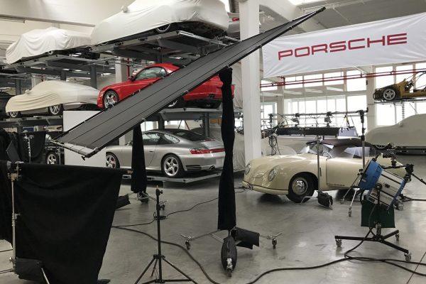 Film Porsche Produktfilm