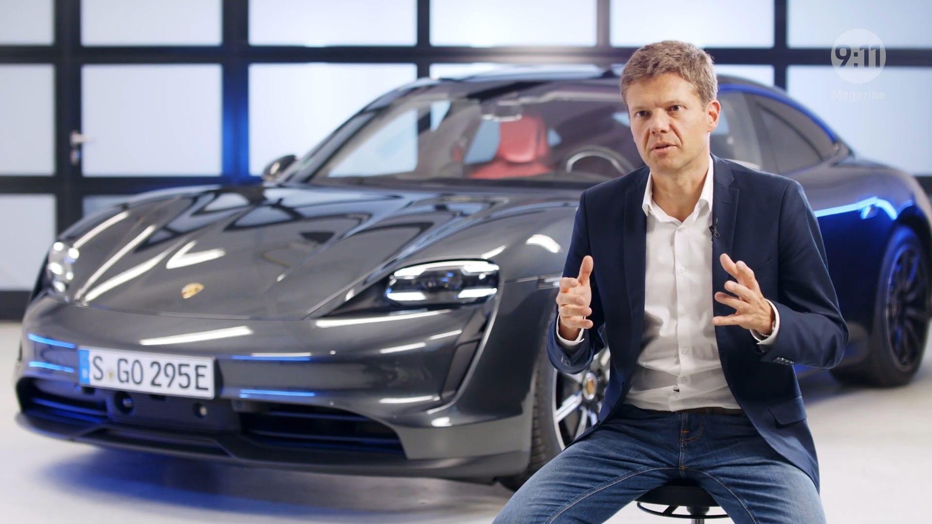 Porsche 9:11 Magazin Filmproduktion