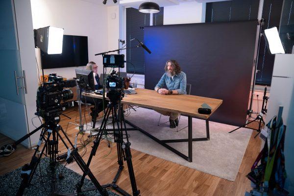 Webcast Studio Hamburg