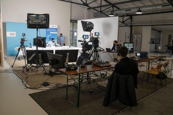 Onlinekonferenz Livestream Hamburg