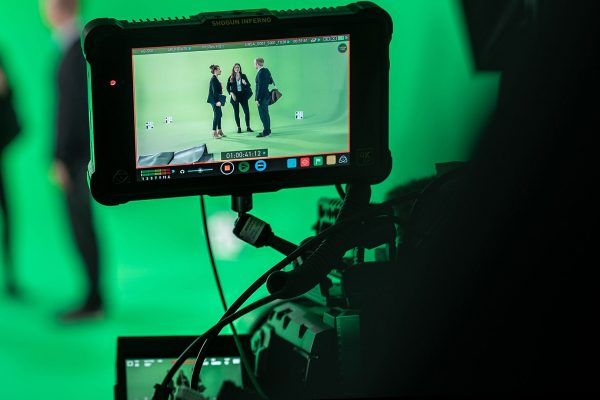 Greenscreen Studio Hamburg