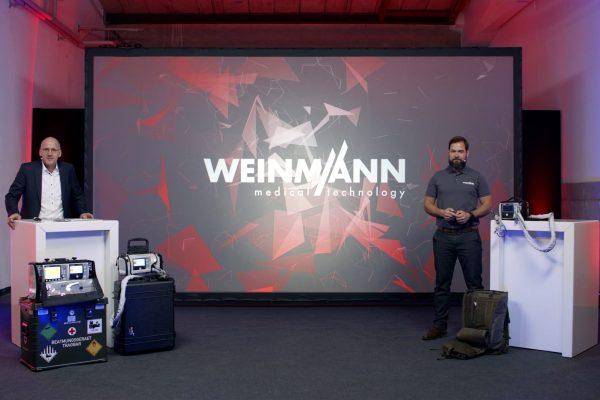 Digitale Produktvorstellung Livestream