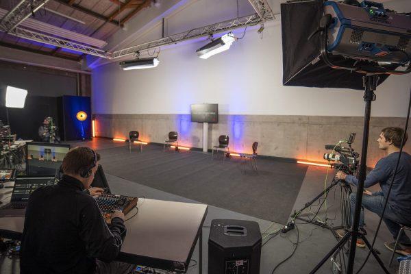 Mietstudio Livestream Hamburg