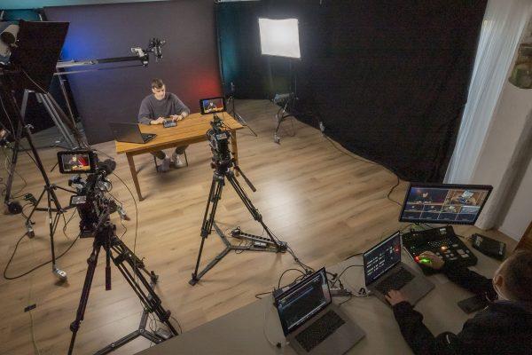 Livestream Anbieter Studio Hamburg