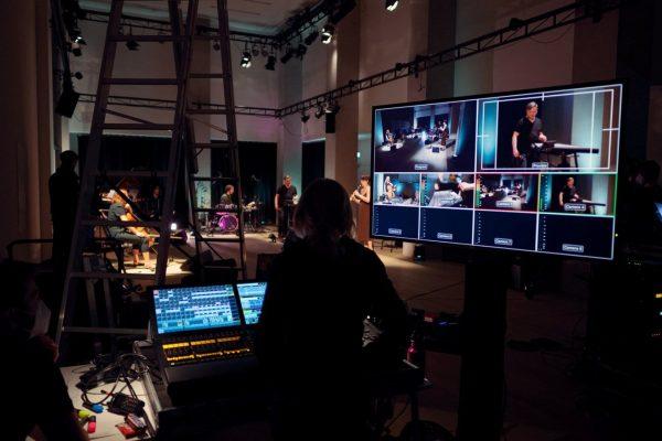 Elbphilharmonie Livestream Decoder Ensemble