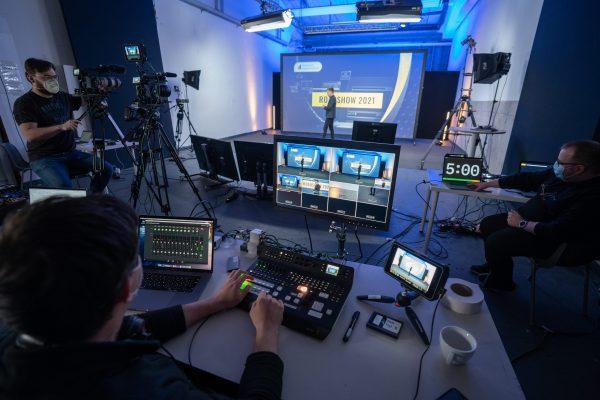 Livestream Studio Hafencity