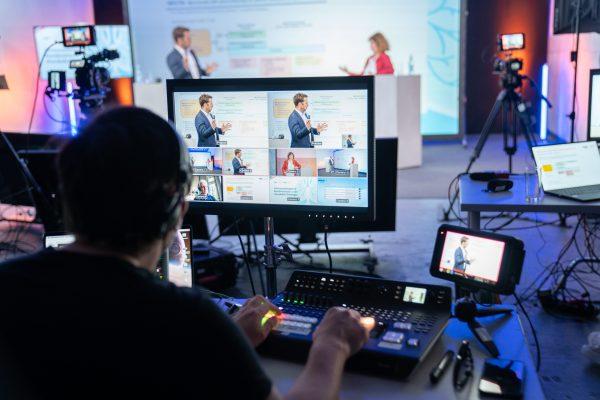 Medizinkongress Livestream Studio Hamburg