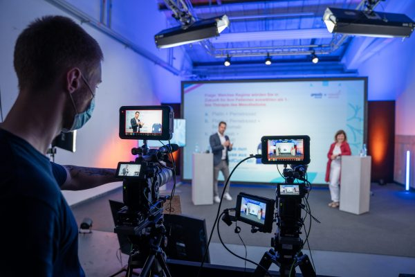 Medizinkongress Streaming Studio Hamburg