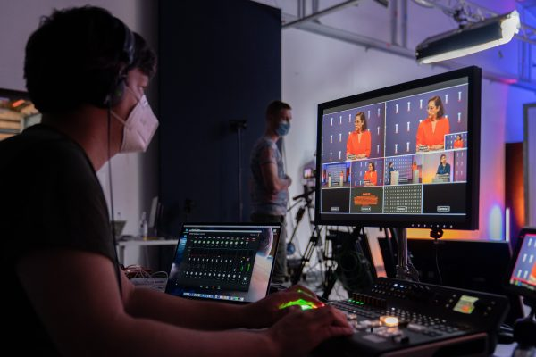 Hybrid Event Livestream Produktion Hamburg