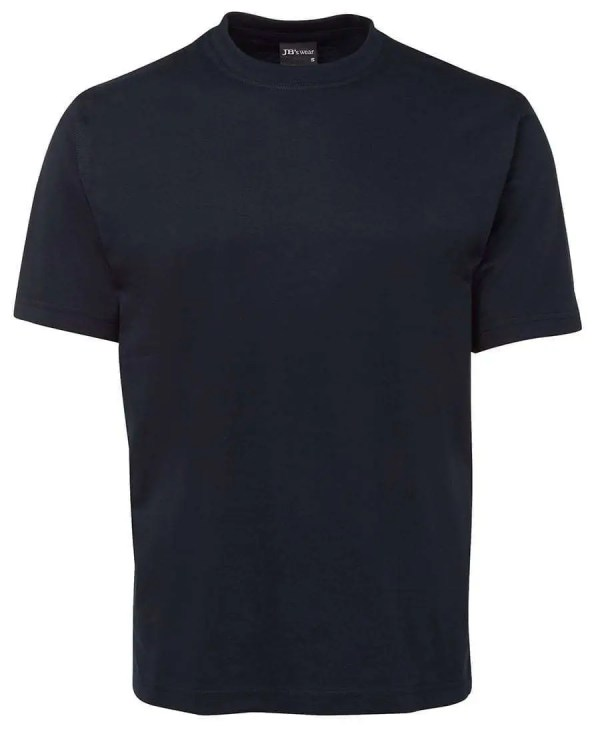 Round Neck T Shirts - Navy