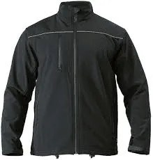 Soft Shell Jacket Charcoal
