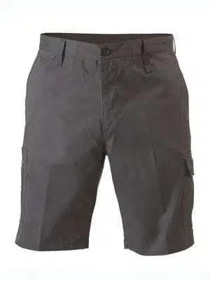 Bisley Light & Cool Utility Shorts- black