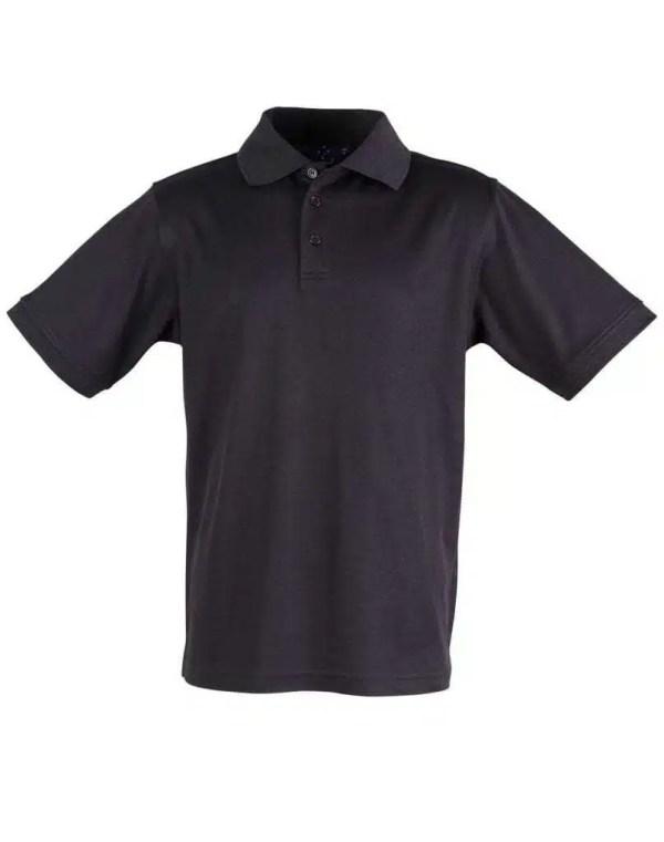 Cool Dry Polo - Black