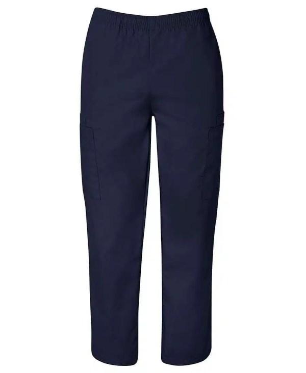 Unisex Scrubs Pants - Navy